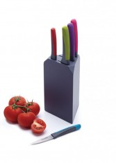 Stojan s noži KITCHEN CRAFT Easy Grip Knife Set